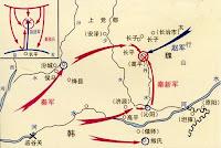 Movimiento de pinza - Batalla de Changping