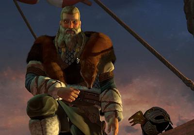 King Harald Bluetooth in Civilization V