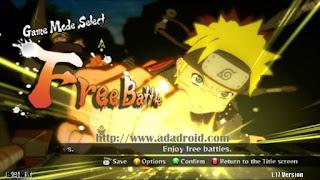 Naruto Senki NSADT v2 by Aditia Apk
