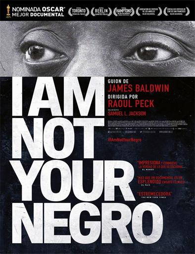 Ver No soy tu negro (I Am Not Your Negro) (2016) Online