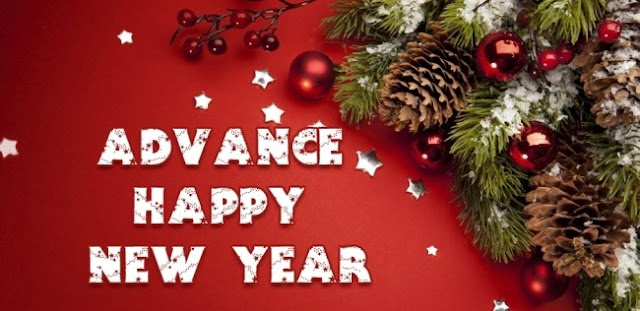 Advance Happy New Year Images for Friends
