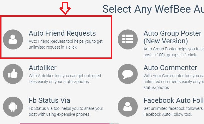 How To Get Unlimited Auto Friend Request On Facebook Hindi