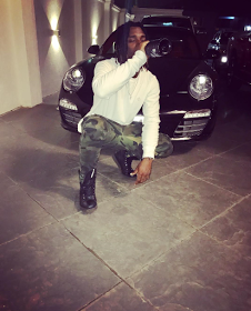 """""""God is real. So please Never compare me to anyone"""" - Burna Boy"""