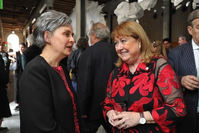 La Canciller Malcorra inauguró el Pabellón Argentino de la Bienal de Venecia