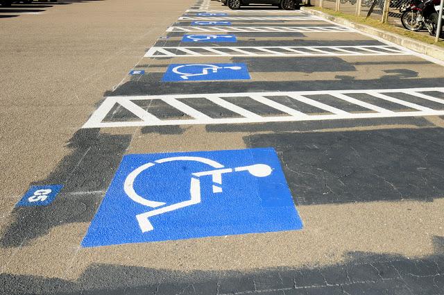 App da Prefeitura mostra vagas de estacionamento a deficientes físicos