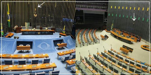 Como visitar o Congresso Nacional