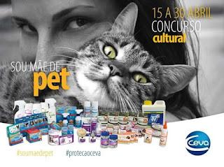 "Concurso Cultural ""Sou Mãe de Pet"""