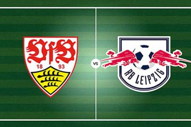VfB Stuttgart vs RB Leipzig - Video Highlights & Full Match