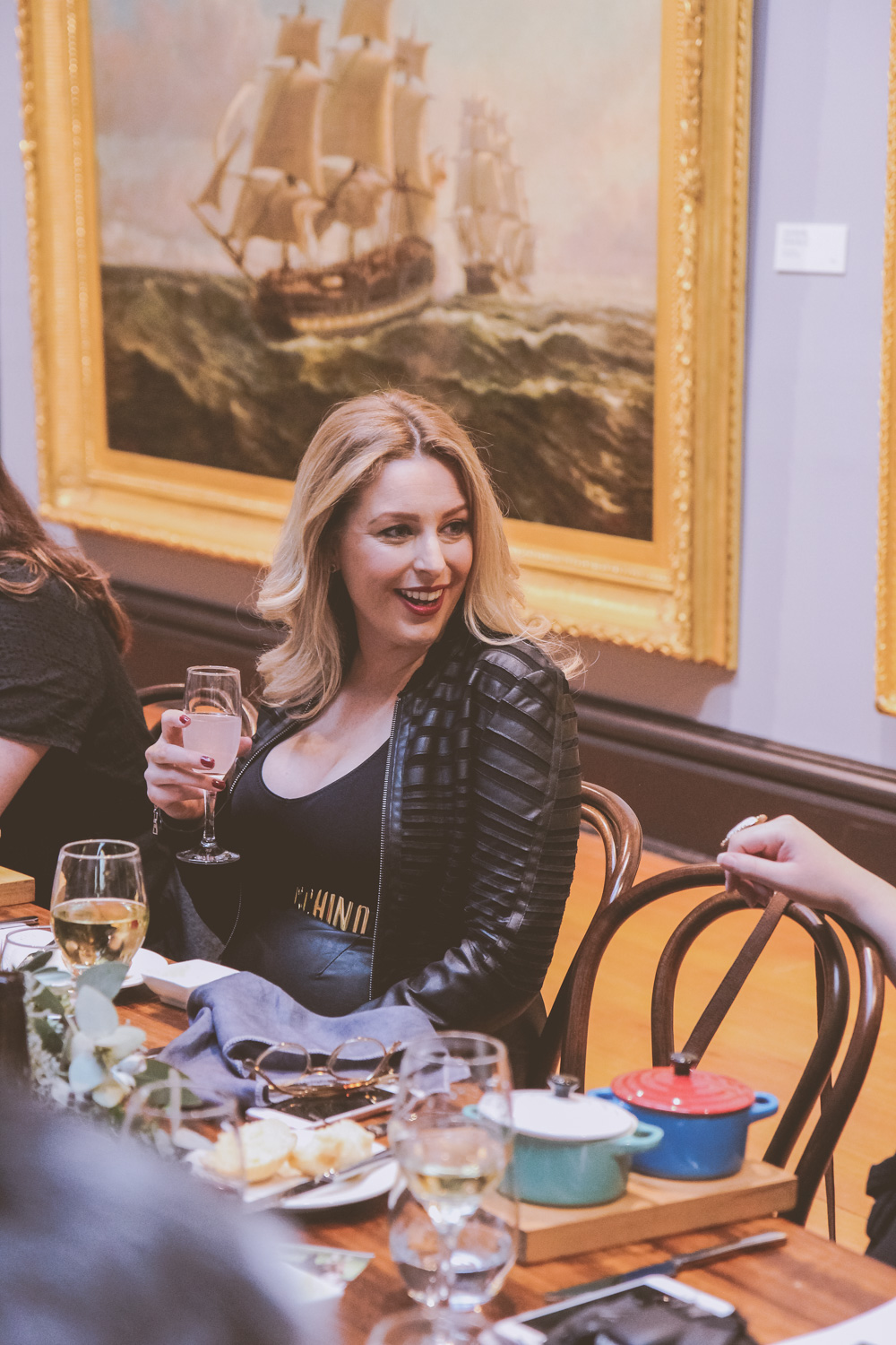 The Goldfields Girl at Restaurant Ballarat at the Art Gallery of Ballarat presented by Broadsheet Melbourne
