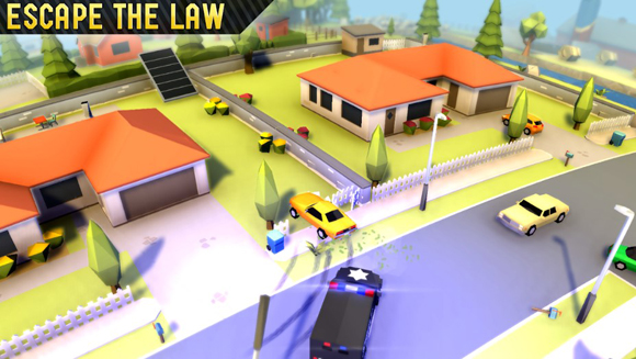Reckless Getaway 2 Mod Apk for Android