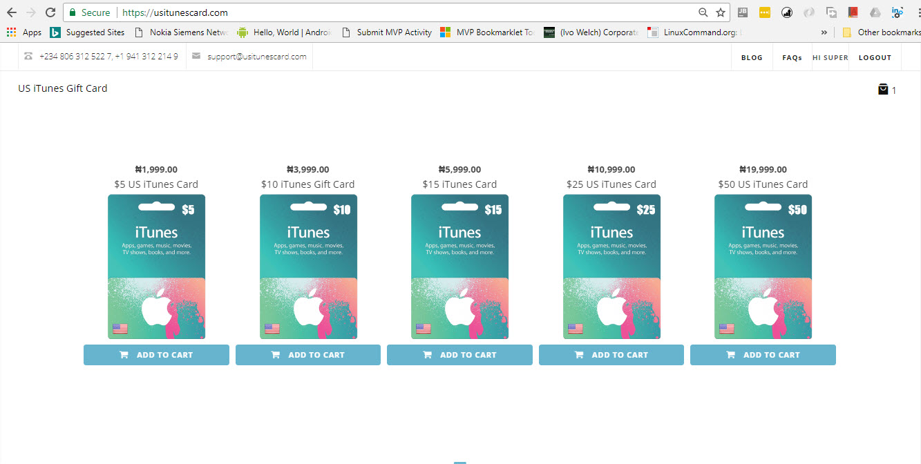 Buy Us Itunes Cards In Nigeria Pay In Naira And Instant Delivery