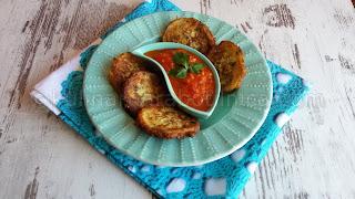 Рецепта за кюфтета от тиквички с доматен сос