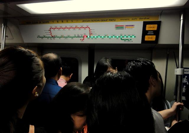 Metro SG