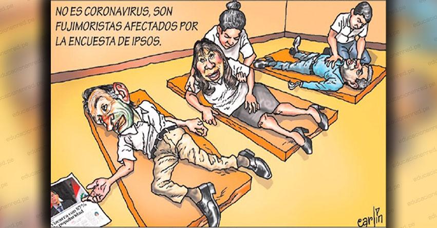 Carlincaturas Martes 24 Marzo 2020 - La República