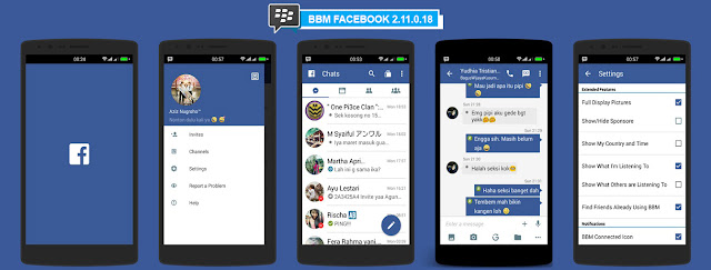 New bbm free calls & messages tips for android apk download.