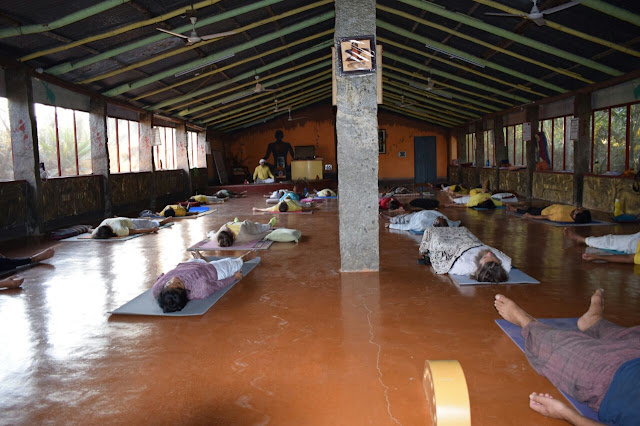 Yoga Nidra Retreat at Mysore near Banglore India