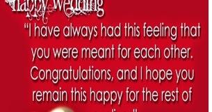 Kumpulan Kata Ucapan Selamat Pernikahan Bahasa Inggris