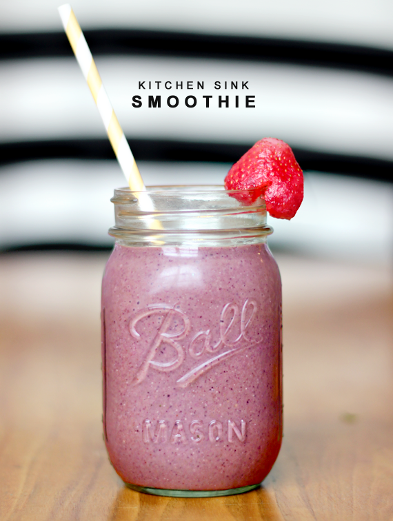 3 Amazing (Healthy + Delicious) Smoothie Recipes // Bubby and Bean