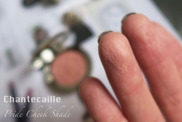 Chantecaille blush swatch