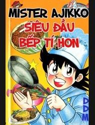 Truyện tranh Mister Ajikko (Siêu đầu bếp tí hon)
