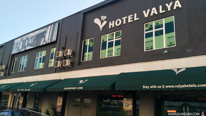 Hotel Valya - Budget Hotel Berdekatan MAPS
