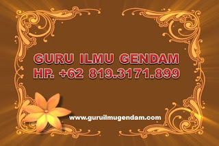 ISIAN GURU ILMU GENDAM PUTIH HP. +62 819.3171.8989