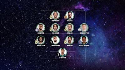 Equipo UEFA 2017