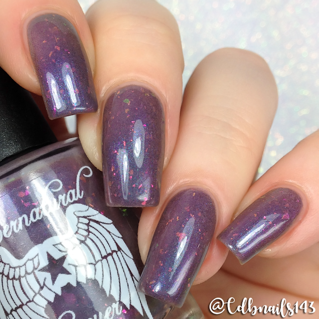 Supernatural Lacquer-Magnificent Marvelous & Mad