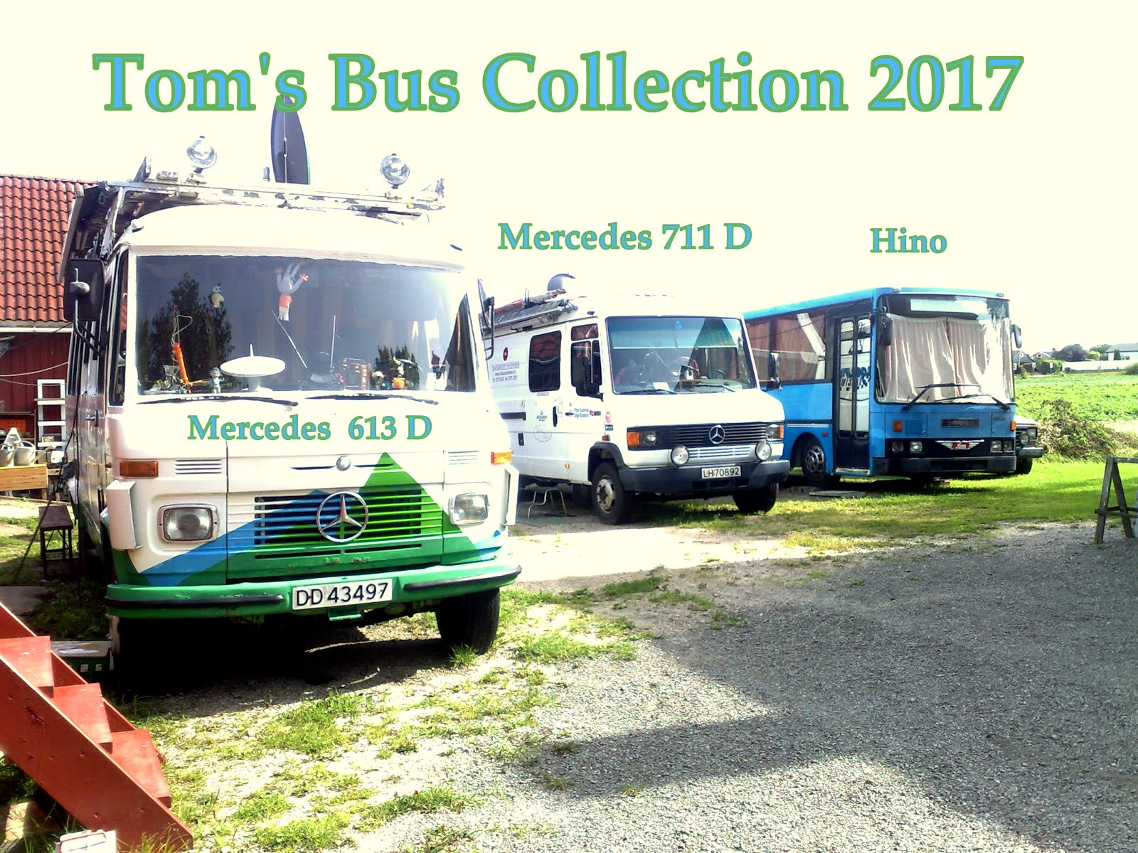Tom's Bus Collection