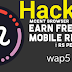 Working Again - Mcent Browser Unlimited Earning is Hacked by Wap5.in (Re-modified Link )