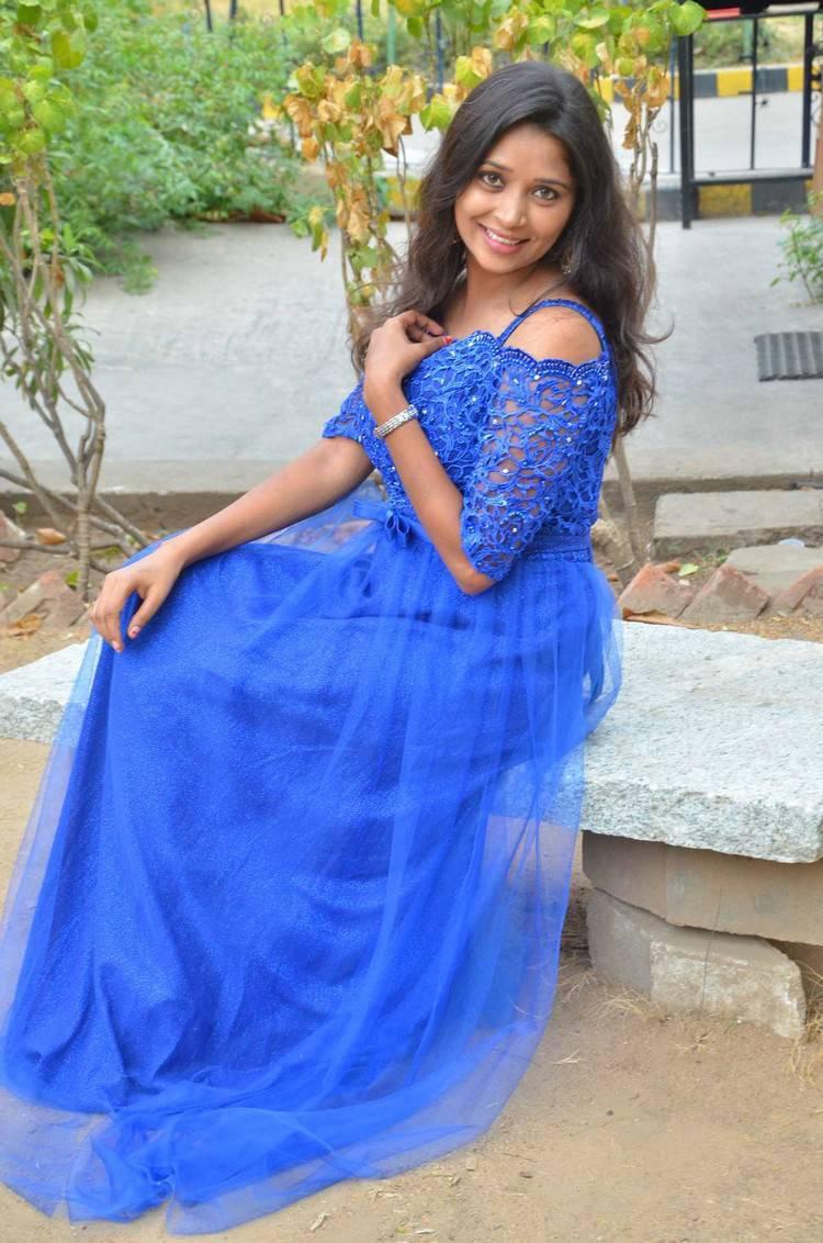 Jyothisha At Maya Mohini Movie Audio Launch Stills