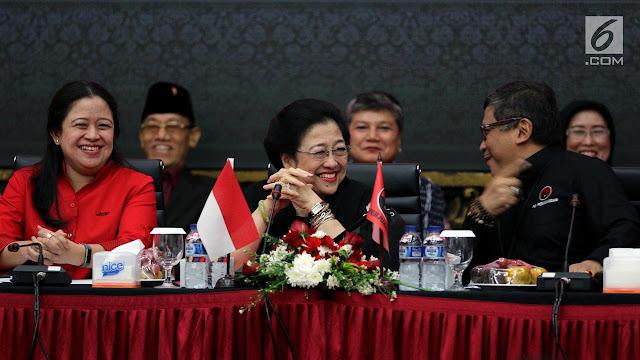 PDIP: Keluarga Soeharto Lupa Kebaikan Megawati