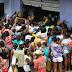 Santo Antônio de Jesus: Empresário distribui 6 toneladas de peixe