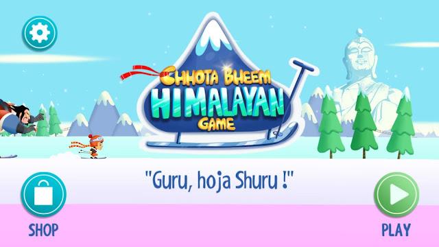 Chhota-Bheem-Himalayan-Game