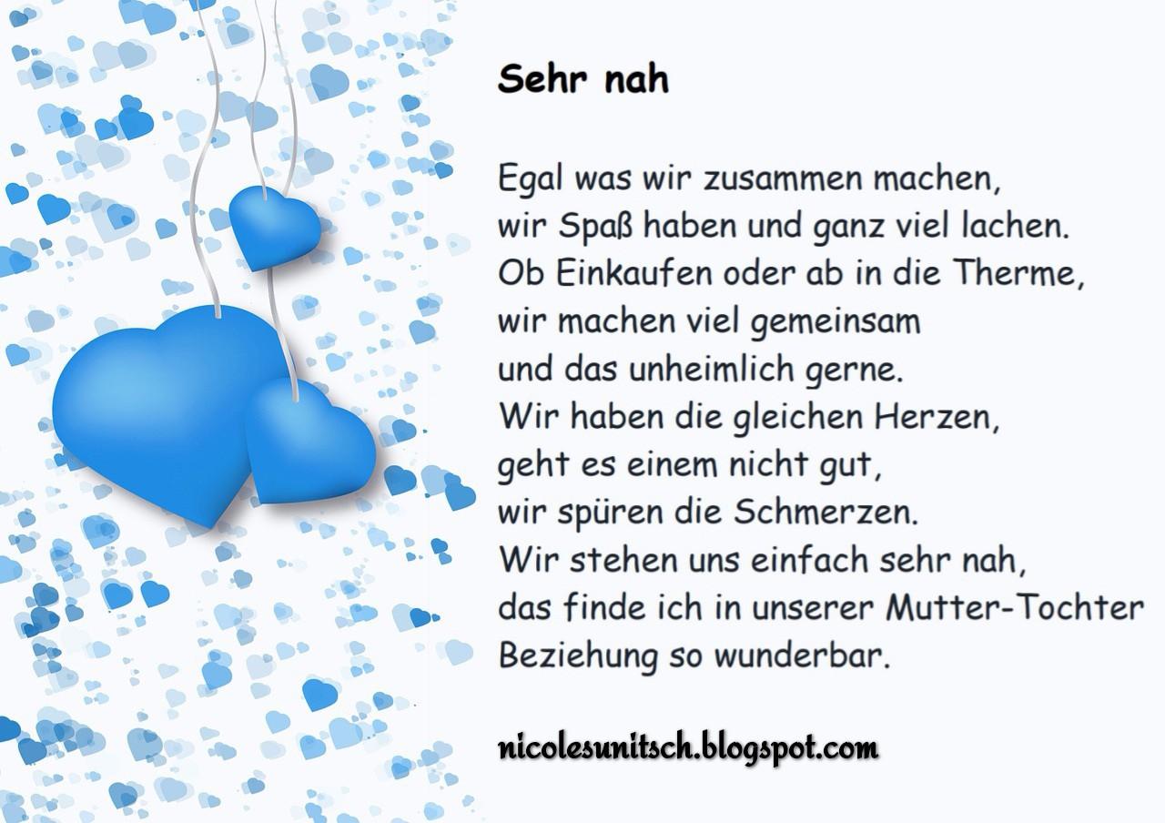 Gedichte Von Nicole Sunitsch Autorin Sehr Nah Gedicht Von
