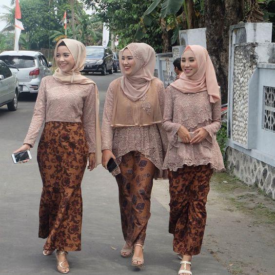 41 Koleksi Model Rok Batik Pendek Panjang Modern Muslim ...