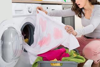 Teindre un vêtement au lave-linge soi-même