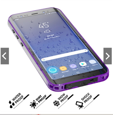 S8 Plus waterproof casing
