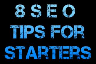 8 SEO Tips For Starters