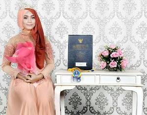 13 Model Kebaya Wisuda Mahasiswi Berjilbab Modern Simple Dan Elegan Terbaru