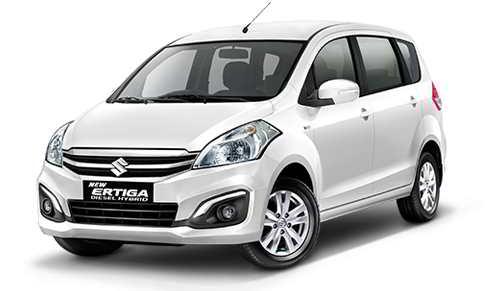 Ertiga Diesel Hybrid, mobil hybrid di Indonesia, otonao.com