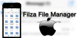 Filza File Manager IOS Terbaik dan Terbaru untuk Iphone, IPad dan Ipod Touch
