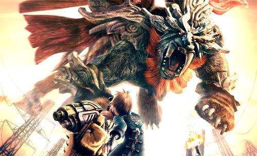Gods Eater Burst PSP Iso Game