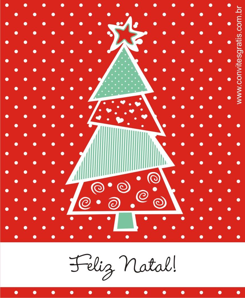 adesivo natal gratis para imprimir