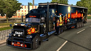 Halloween pack for Peterbilt 389