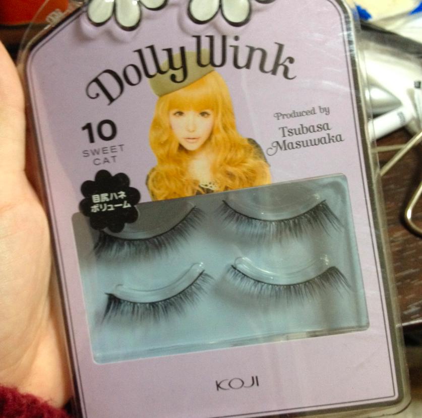 bf6a0a6ad74 ksaishappy: Koji Dolly Wink by Tsubasa Masuwaka - Eyelashes #10 ...