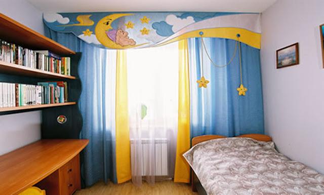 Decoration42: Cortinas Para Niños Decoracion