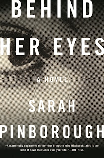 Review: Behind Her Eyes by Sarah Pinborough