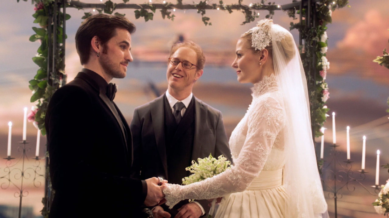 Matrimonio Tema Once Upon A Time : Once upon a time nuovi dettagli sul matrimonio dei