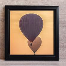 Hot Air Balloon Framed Print WallFrame in Portharcourt, Nigeria